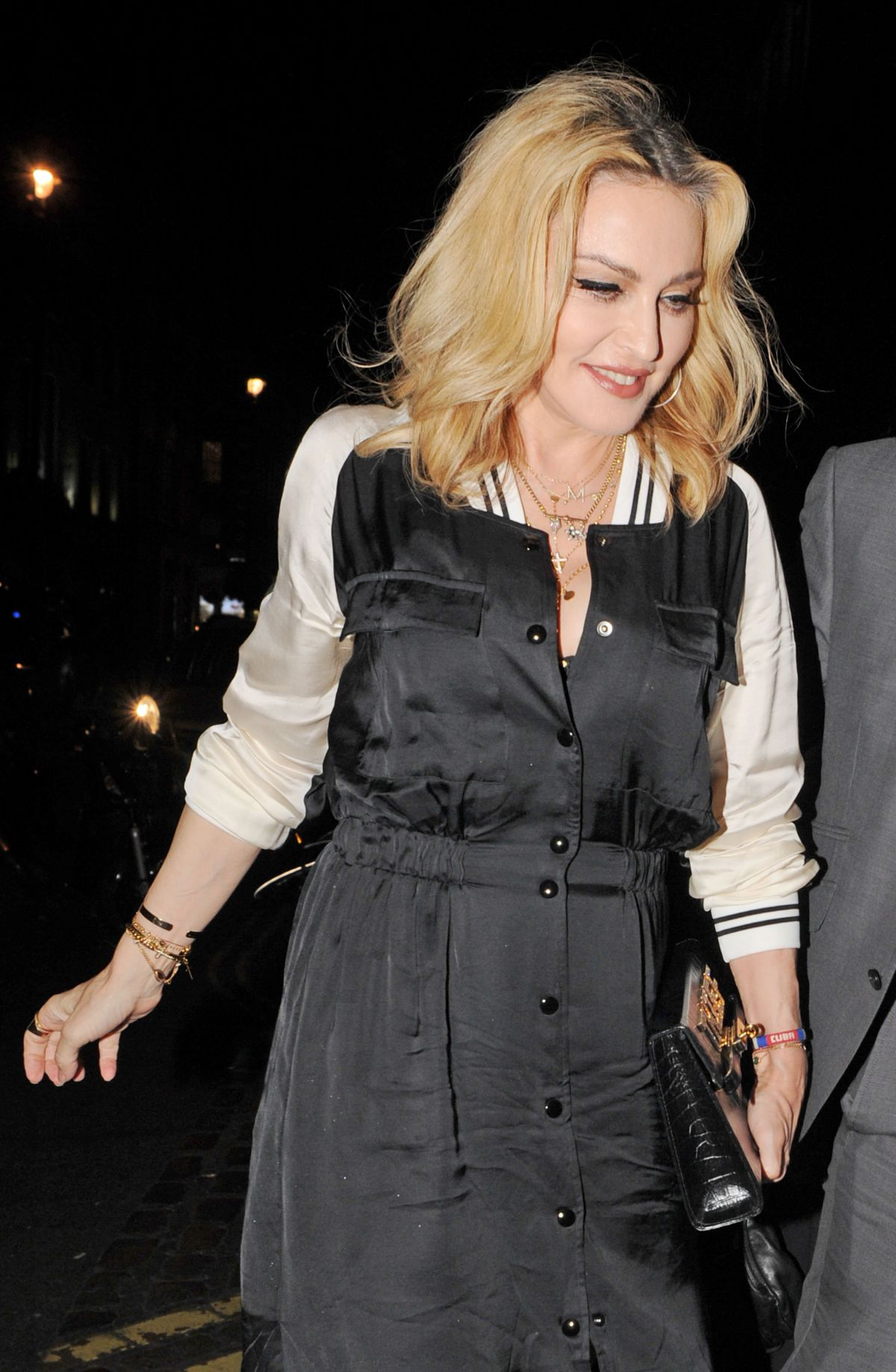 MADONNA Out And About In London 09162016 HawtCelebs