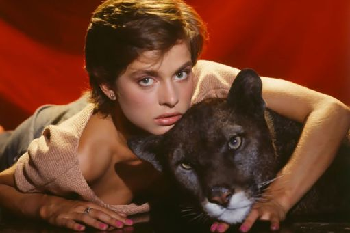Image result for kinski in cat people