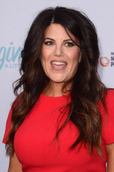 MONICA LEWINSKY at TLC's Give a Little Awards in Hollywood ...