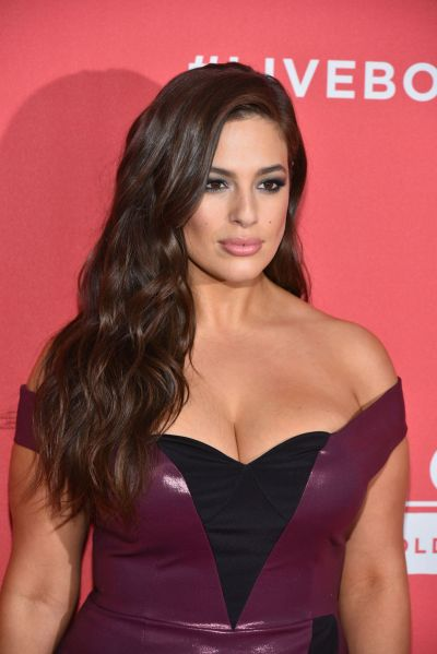 ASHLEY GRAHAM at Revlon's Live Boldly Campaign Launch in ...