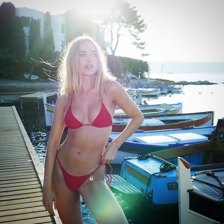 KIMBERLEY GARNER in Bikini – Instagram Pictures, December 2018