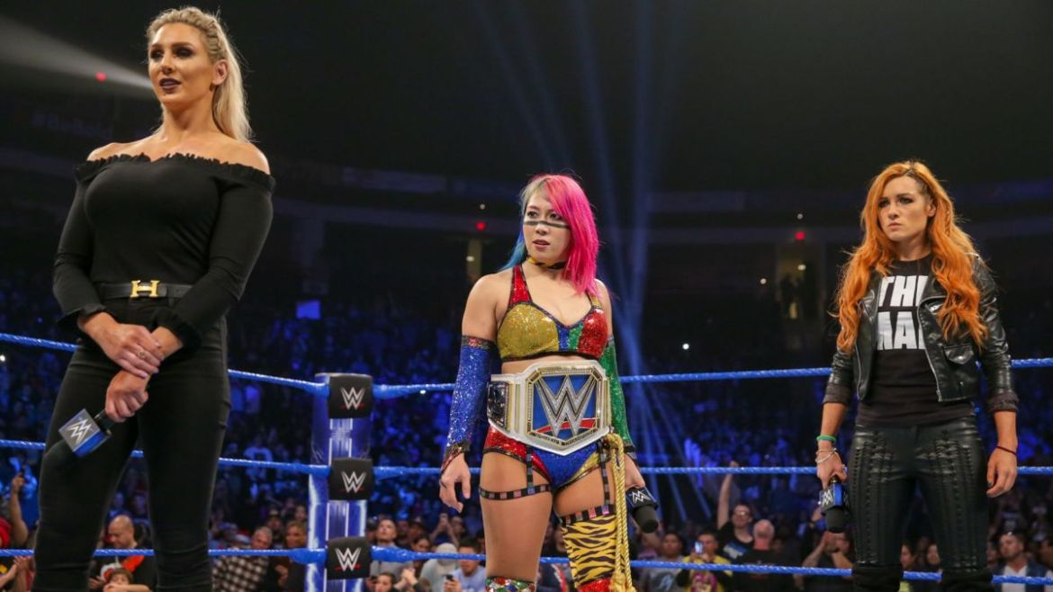 WWE – Smackdown Live 12/18/2018