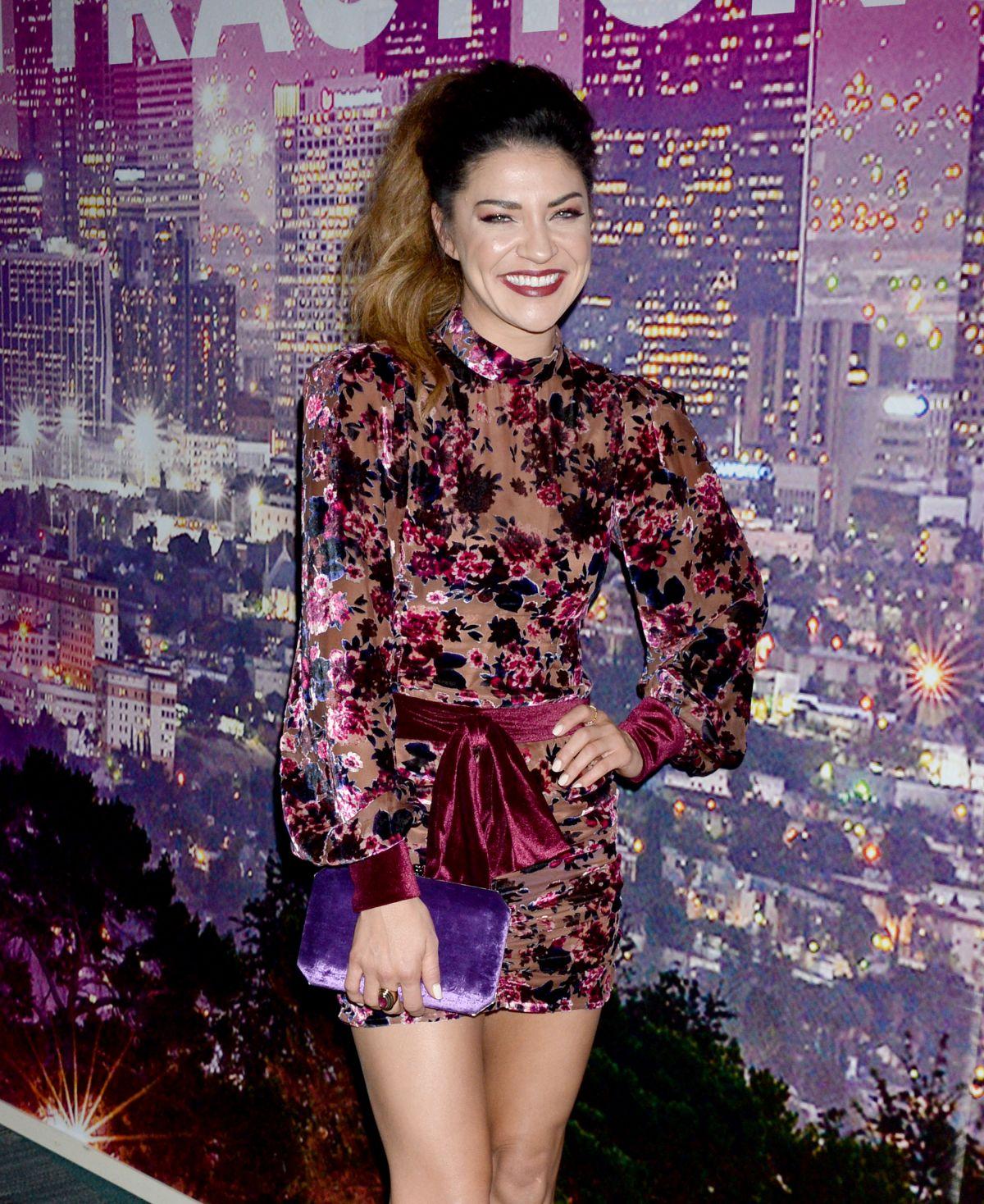 JESSICA SZOHR At LA Art Show Opening Night Gala 01232019