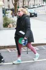 AMY SCHUMER Out and About in New York 03/31/2020 - HawtCelebs