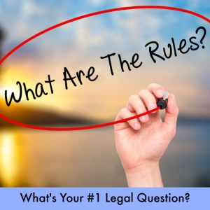 What's the #1 Legal Question You Currently Have About Your Business?