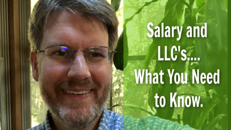 Are You Required to Take a Salary from Your LLC