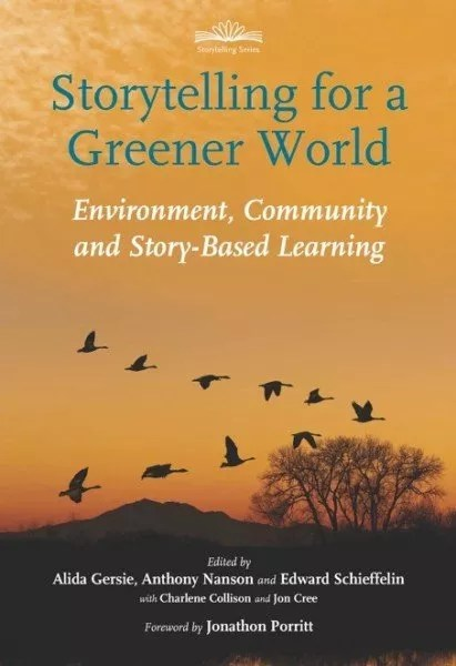 Storytelling for a Greener World cover