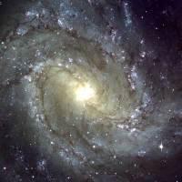 גלקסית M83. צילום: מצפה הכוכבים האירופי הדרומי