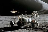 רכב הירח במשימת אפולו 15. (מקור:נאסא)