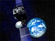 תרשים הלווין קיזונה. מתוך אתר הסוכנות היפנית לחקר החלל