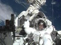 הליכת חלל, פברואר 2008