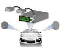 Siren Aid - חיוויים חזותיים לנהגים חרשים