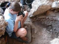 אתר החפירות