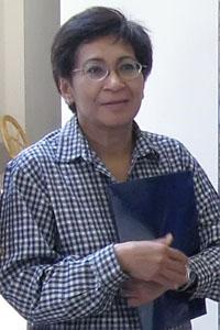 """מזלן עותמן, שגרירת האו""""ם לענייני חוצנים. צילום: מתוך ויקיפדיה"""