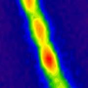 נימה זו, המכילה כ 30 מיליון ננו צינוריות פחמן, קולטת אנרגית פוטונים מהשמש ואז פולטת אותה כפוטונים פחות אנרגטיים.