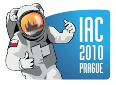 לוגו כנס ה-IAC בפראג 2010