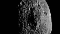 האסטרואיד וסטה כפי שצולם על ידי החללית DAWN ב-18 ביולי 2011