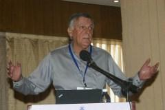 """פרופ' דן שכטמן בכנס """"פדגוגיה בעידן החינוך"""" של היוזמה למחקר יישומי בחינוך 2610117"""