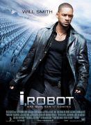 כרזת הסרט irobot בכיכובו של ויל סמית'