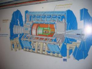 תרשים של מתקן אטלס, התלוי על קיר המתקן. צילום: אבי בליזובסקי בעת ביקור במקום בשנת 2008