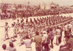 מצעד צבאי בירושלים, יום העצמאות 1968. מתוך ויקיפדיה