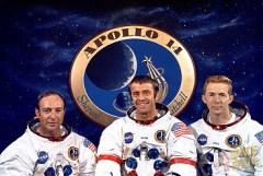"""חברי צוות אפולו 14. צילום: נאס""""א"""
