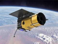 """טלסקופ, מצלמה ולווין בפחות מ-15 ק""""ג. הדמייה של טלסקופ """"ארקיד"""". תצלום באדיבות: Planetary Resources Inc"""