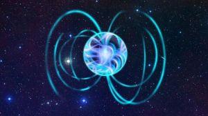 כוכב ניוטרונים. איור: סוכנות החלל האירופית (ESA)