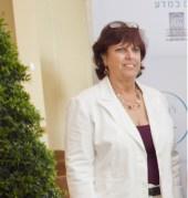פרופ' חגית מסר-ירון נשיאת האוניברסיטה הפתוחה בטקס הענקת פרס אונסקו-לוריאל לנשים במדע, 2012. : לם וליץ סטודיו עבור מארגני האירוע