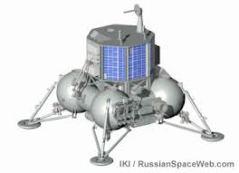הנחתת של לונה-גלוב, חללית רוסית המתוכננת לטוס לירח בשנת 2016