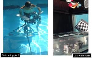 ניסוי הפריסקופ הוירטואלי. צילום: הטכניון/TESTED