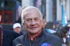 באז אלדרין, אסטרונאוט אפולו 11. צילום: MISHELLA / Shutterstock.com