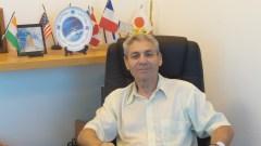 מנהל סוכנות החלל הישראלית אבי בלסברגר. צילום: אבי בליזובסקי