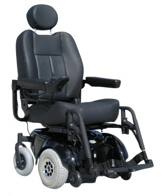 כסא גלגלים ממונע