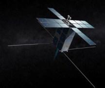 """החללית Prospector-1 השוקלת 50 ק""""ג בלבד כאשר היא מתודלקת במלואה"""