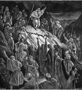 ציורו של גוסטב דורה מתיתיהו החשמונאי קורא למרד