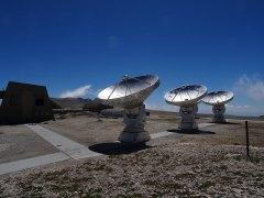 טלסקופ רדיו. צילום: מתוך PIXABAY.COM