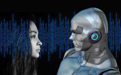"""חוקרים בתחום הרובוטיקה החלו ללמד מכונות בעלות יכולות גולמיות בהבנת שפה ובבינה מלאכותית להבחין באילו נסיבות עליהן להגיד """"לא"""" לבני אדם. איור: pixabay."""