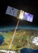 הלוויין ונוס. הדמיה - סוכנות החלל הישראלית