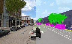 קוגנטה בונה מערכת סימולטור לניסוי מכוניות אוטונומיות מבוססת ענן בשיתוף עם NVIDIA ומיקרוסופט. איור: שי רוטמן. צילום מתוך אתר החברה.