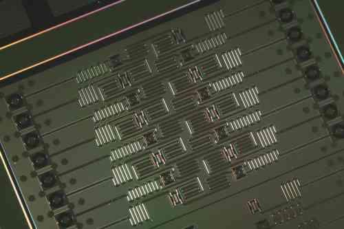 מעבד 16 קיוביט של IBM. צילום יחצ