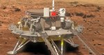 החללית הסינית האושינג הצפויה להיות משוגרת למאדים ביולי 2020. איור: סוכנות החלל הסינית