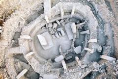 גובּקלי טפּה (Göbekli Tepe), מתחם C. קרדיט: גיל חקלאי, אוניברסיטת תל אביב