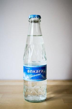 Ankara Gazozu - Mersin