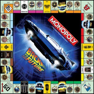BTTF Monopoly 2