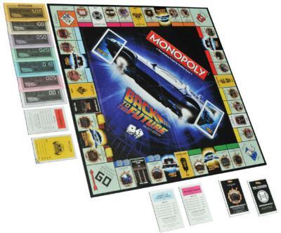 BTTF Monopoly 4