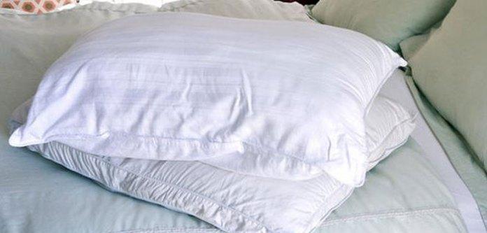 Yastık Nasıl Yıkanmalı?
