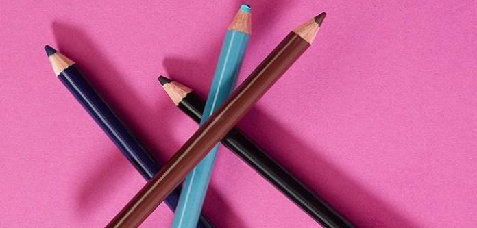 kuru göz ve dudak kalemi