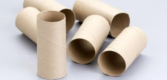 Boş Kağıt Ruloları Yeniden Kullanılabilir