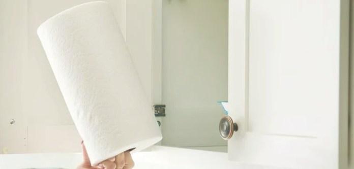 Kağıt Havluyu Daha Az Kullanmanın 10 Kolay Yolu